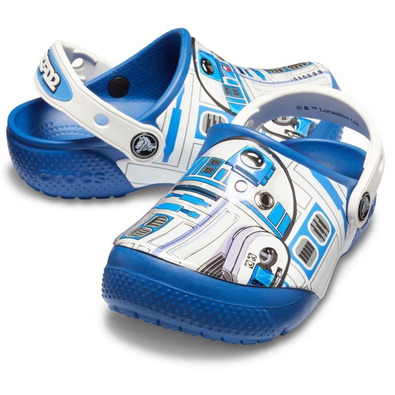 Crocs Kids Crocsfunlab Lights R2d2 Clog C10