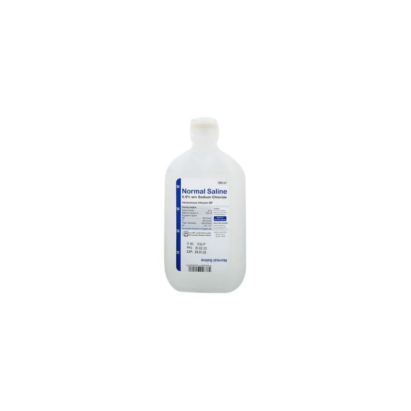 Normal Saline 500ml A T C