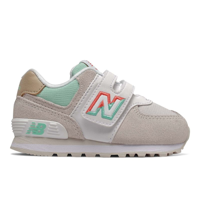 New Balance Kids Girls 574 Shoes